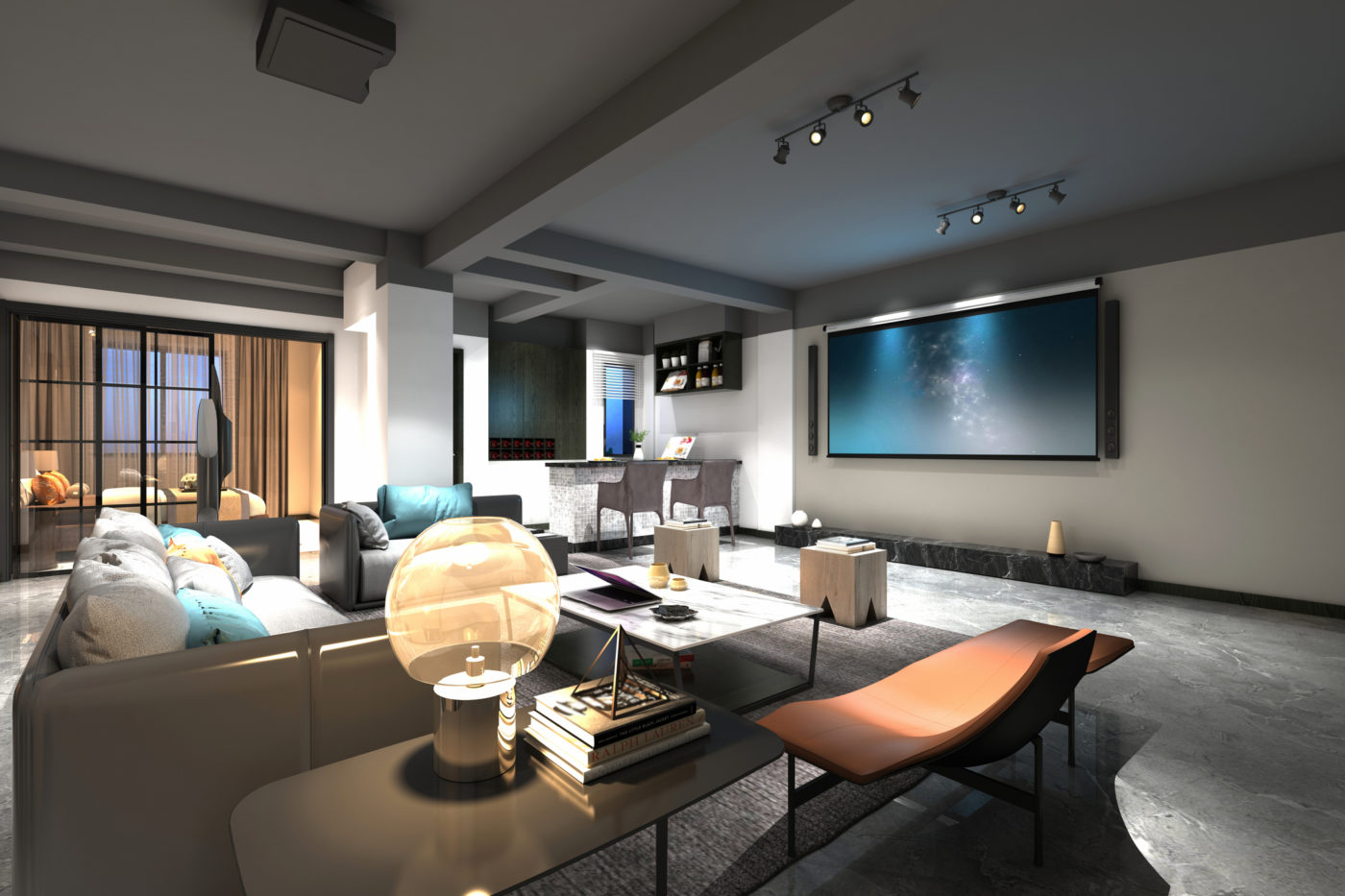 Home Theater Design In West Palm Beach FL